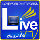 Live TV Mobile app icon