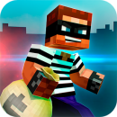 Robber Race Escape  Police Car Gangster Chase app icon