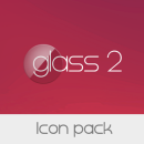 Icon Pack Glass 2 app icon