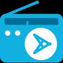 NextRadio Free Live FM Radio app icon