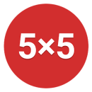Stronglifts 5x5 app icon