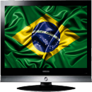 Brasil tv HD app icon