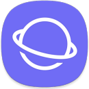 Samsung Internet Browser app icon