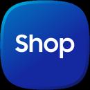 Shop Samsung app icon