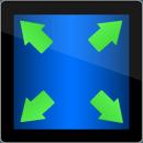 Hide System Bar app icon