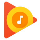 Google Play Music app icon