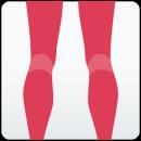 Runtastic Leg Trainer app icon