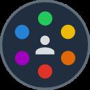 Contacts Widget app icon