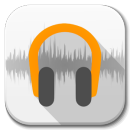 Mp3 Editor, Cutter & Merger app icon