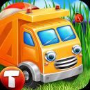 Cars in Sandbox (app 4 kids) app icon