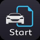 Start MyPeugeot app icon