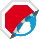 Adblock Browser for Android app icon