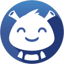 Friendly for Facebook app icon