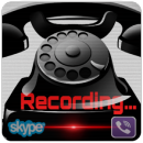 Real Call Recorder app icon