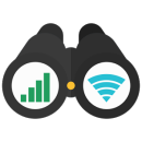 Signal Spy - Monitor Signal Strength & Data Usage app icon