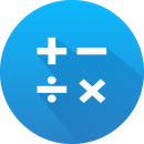 Math: mental math games, multiplication table app icon