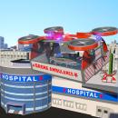 Drone Ambulance Simulator Game app icon