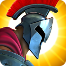 Olympus Rising: Hero Defense app icon