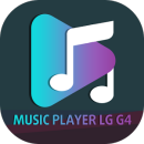 Music Player Style LG G5 - LG Music Player app icon