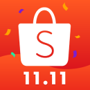 Shopee: No.1 Belanja Online app icon