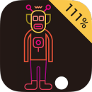 BBTAN by 111% app icon