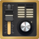 Equalizer music player booster app icon