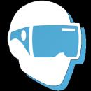 KinoVR 3D Virtual Reality app icon