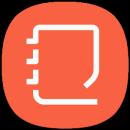 Samsung Notes app icon