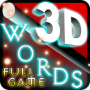 3D Magic Words app icon