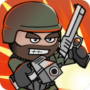 Doodle Army 2 : Mini Militia app icon
