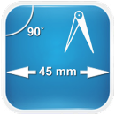 Measure & Sketch app icon