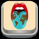 Translator keyboard app icon