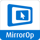 MirrorOp Receiver app icon