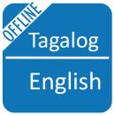 Tagalog to English Dictionary app icon