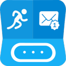 Notify & Fitness for Mi Band app icon