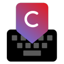 Chrooma - Android P Keyboard, Hydrogen, GIF,  Free app icon