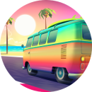 Horizon Chase - World Tour app icon