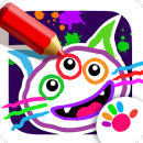 Drawing for Kids and Toddlers! Painting Apps app icon