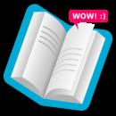 ePUB EBook Reader app icon