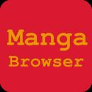 Manga Browser app icon