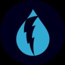 Dark Sky app icon