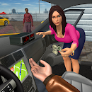 Taxi Game Free app icon