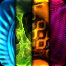 Alien Shapes Free app icon