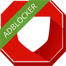 Free Adblocker Browser - Adblock & Popup Blocker app icon