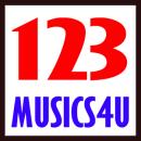 123MUSIC app icon