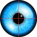 (Prank) Iris eye scanner app icon