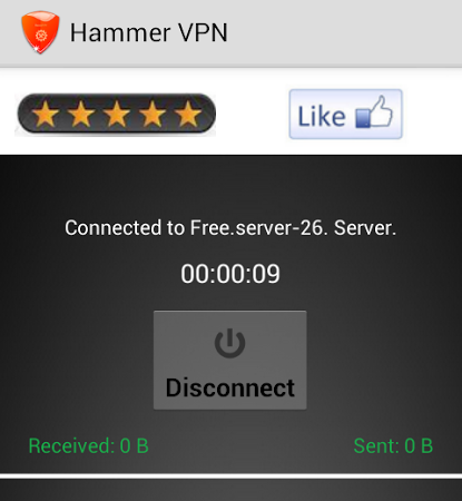 Free internet for android globe using vpn