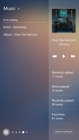 Samsung Music APK latest version - free download for Android