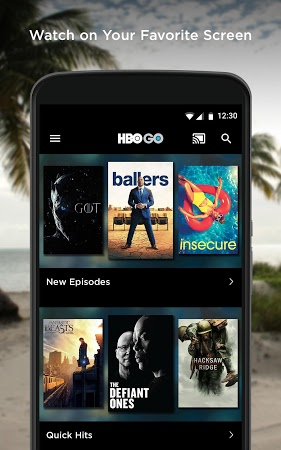 HBO GO APK latest version - free download for Android