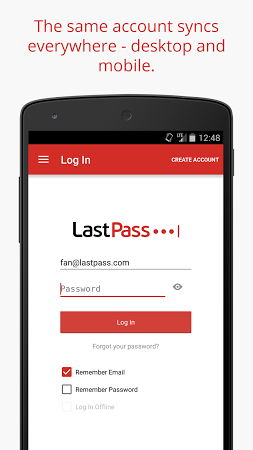 LastPass Password Manager APK latest version - free download